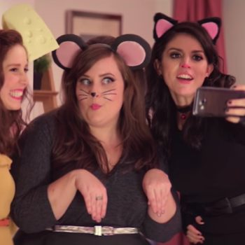 """""""SNL"""" totally nailed what it feels like going out with your girlfriends like every Halloween"""