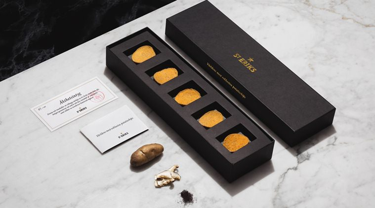 The world's most expensive potato chips are, well, pretty expensive