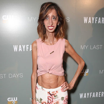 "Here is another reminder that ""world's ugliest woman"" Lizzie Velasquez is SUCH an incredible beauty role model"