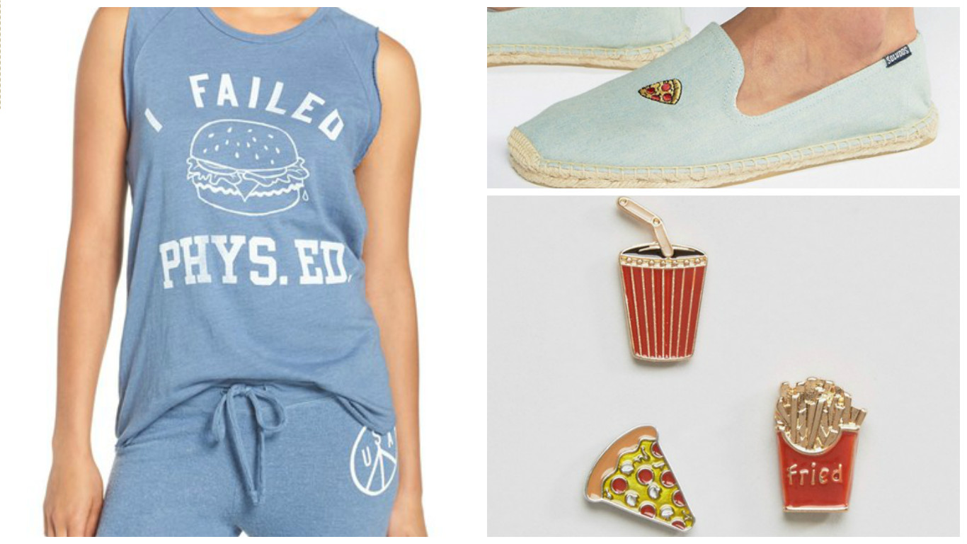 Happy National Food Day! Celebrate in style with these 8 items