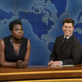 Leslie Jones opened up about being hacked on 'SNL' and clapped back at her haters in the best way