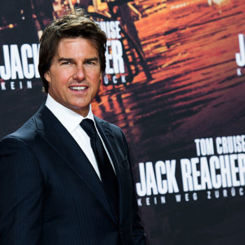 We cannot stop laughing at this hilarious compilation of Tom Cruise running backwards
