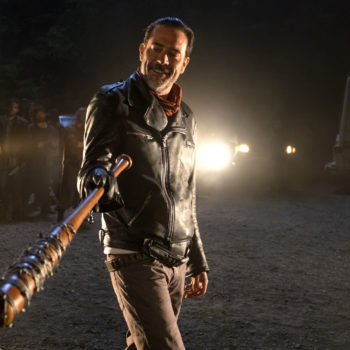 "We know who Negan kills on ""The Walking Dead"" and brb, crying forever"
