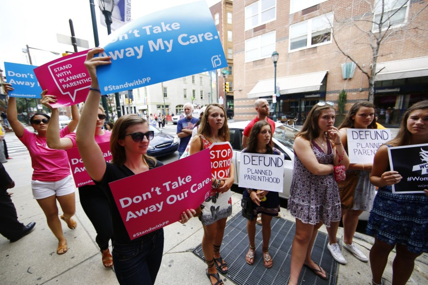 6 facts about abortions that everyone needs to know, since clearly there's still some confusion