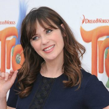 Zooey Deschanel shares what accessory baby Elsie loves best, and awww