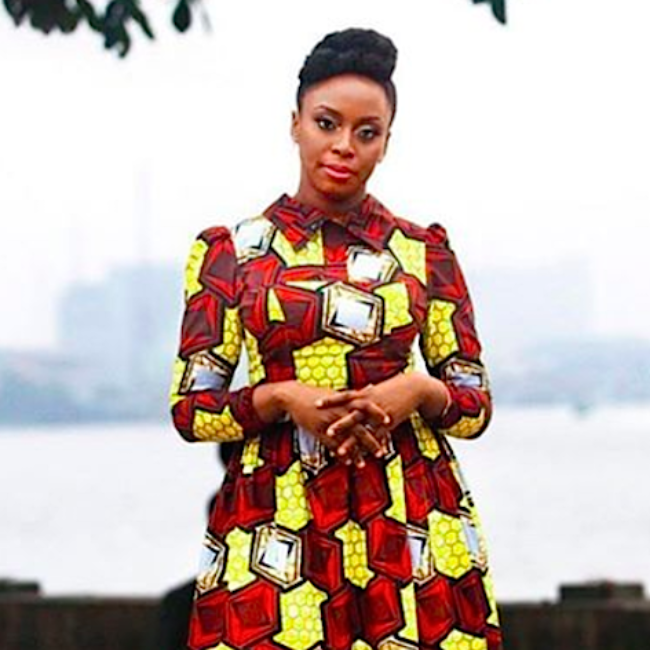 Feminist Icon Chimamanda Ngozi Adichie is the new face of a British beauty brand and we couldn't be more thrilled