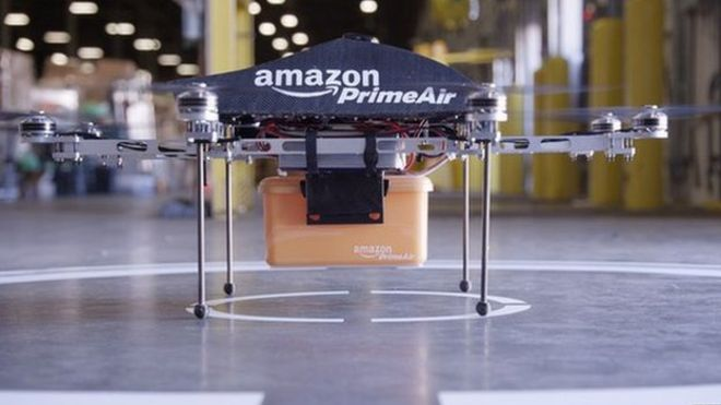 Personal assistant drones may be in our future, and, woah