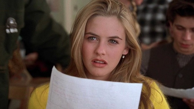 "This ""Clueless"" goof totally reveals what Cher Horowitz's REAL NAME might be"