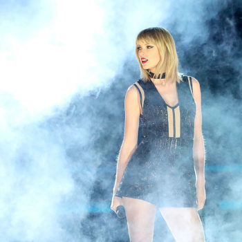 Taylor Swift went to Drake's b-day party and looked AMAZING in all black