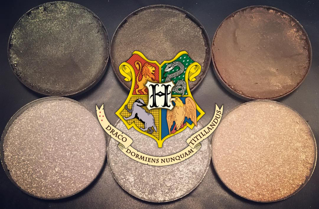 """This """"Harry Potter"""" highlighting palette will light your face up like a Lumos charm"""