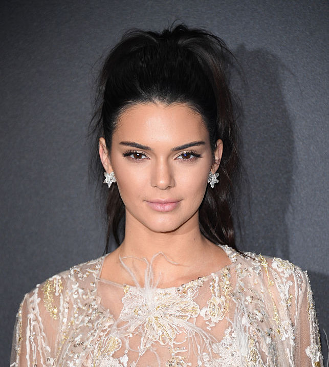 Kendall Jenner's DIY acne mask involves two ingredients you likely have in your kitchen right now