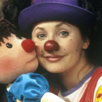 "24 years later, and Loonette from ""Big Comfy Couch"" is still mega gorgeous (and goofy)"