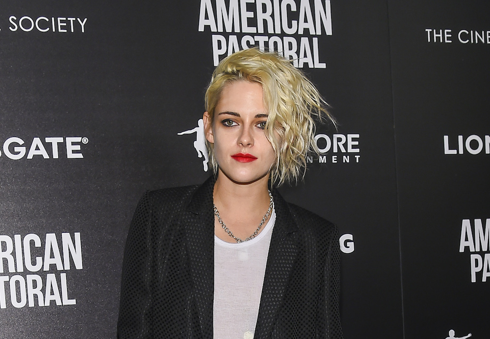 Kristen Stewart just made wearing sweatpants the coolest ~lewk~ ever