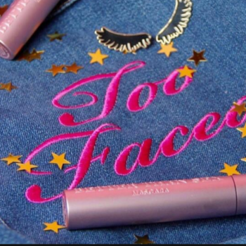 Sadly, no, Too Faced is ~not~ designing a clothing line