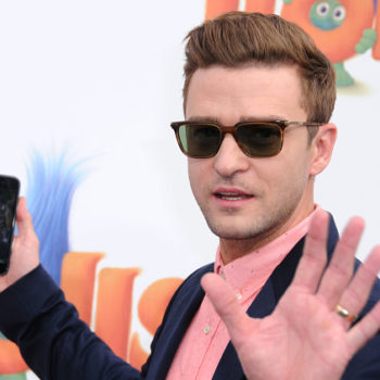 Justin Timberlake just displayed how we should ALL feel about voting