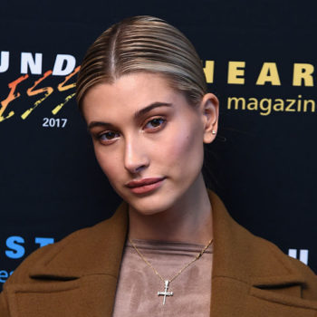 Hailey Baldwin reveals her dream is to walk in the Victoria's Secret Fashion Show, and we're totally supportive