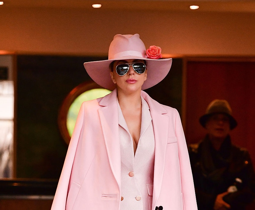 Lady Gaga doesn't want to call Taylor Kinney her ex, and we totally get it