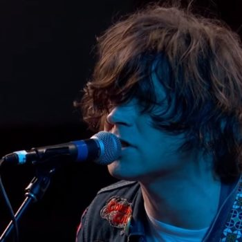 """Looks like after famously covering Taylor Swift's """"1989,"""" Ryan Adams will be sticking to his own music"""