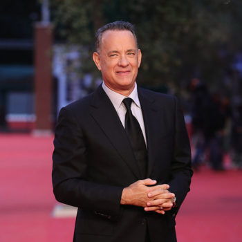 "Tom Hanks did a perfect rendition of his rap from ""Big"" because of course he did"