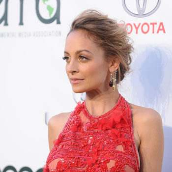 "Nicole Richie is NOT apologizing for her ""wild years"" and we support that sentiment 100%"