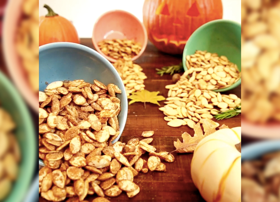 3 ways to make delicious pumpkin seeds this fall