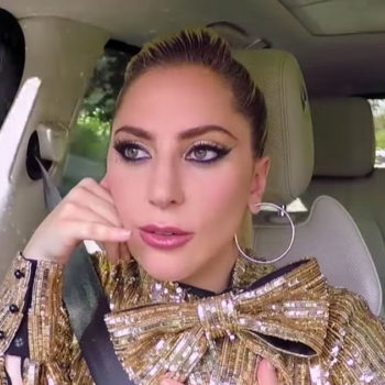 Lady Gaga just blew our socks off with her Carpool Karaoke
