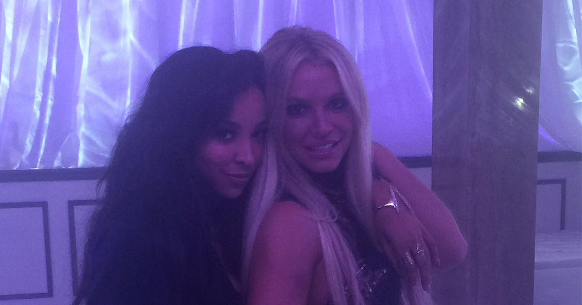 Britney Spears is teaming up with Tinashe for her new single and we're SO excited