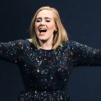 Adele just endorsed Hillary in this super bold way
