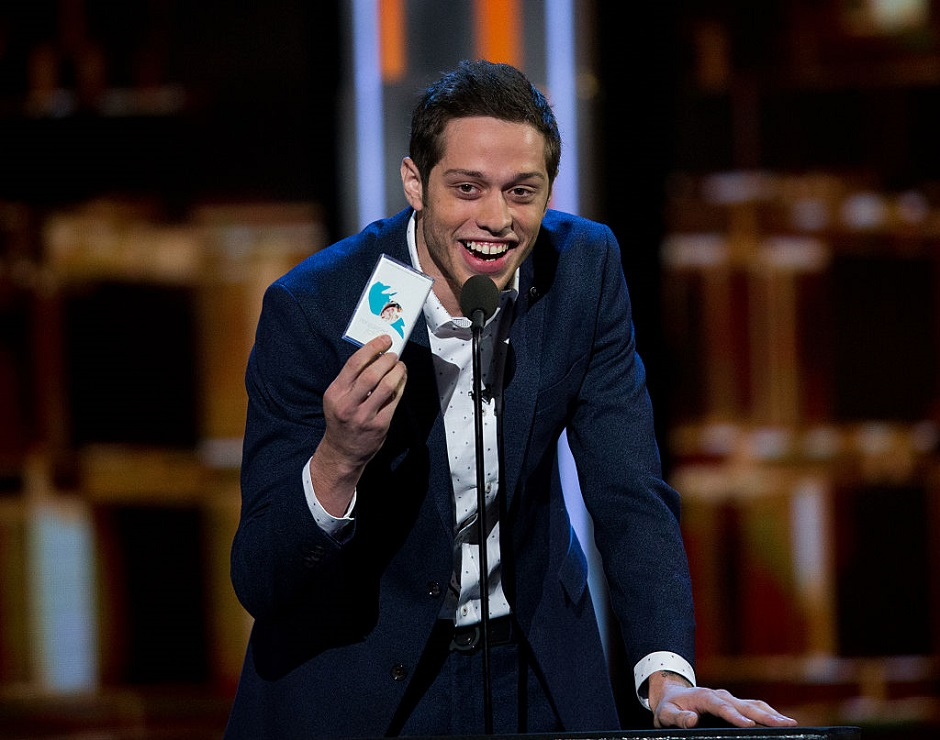 We're kind of obsessed with this clip from Pete Davidson's new stand-up special