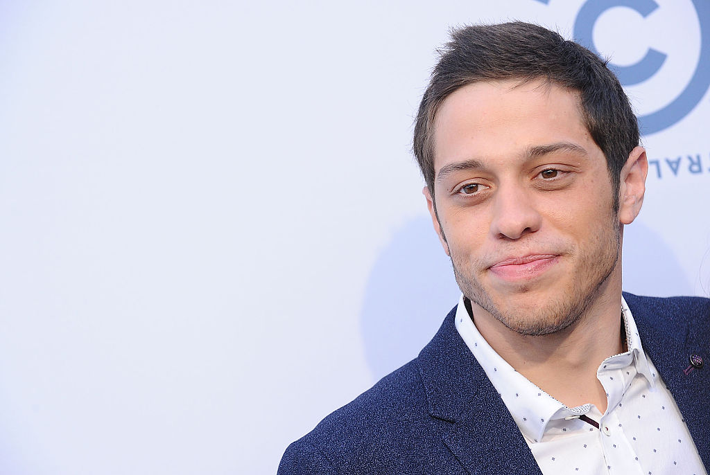 """SNL"" star Pete Davidson opened up about how Kid Cudi saved his life -- here's why it's super important"