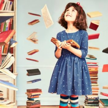 This children's clothing brand just came out with a Roald Dahl collection, and it's magic