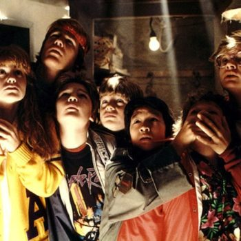 "Someone turned ""The Goonies"" into a horror movie, we're never sleeping again"