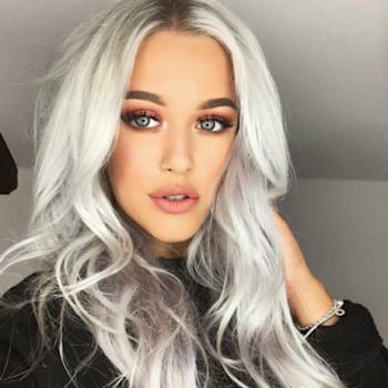 Teen beauty blogger Lottie Tomlinson collaborated on a line with Nails Inc.