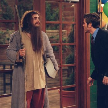 "FYI, Eric Matthews, of ""Boy Meets World"" fame, is now running for president"