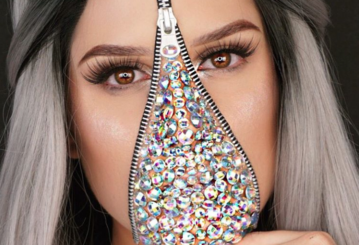 If diamonds are actually your best friend, you NEED this Halloween costume