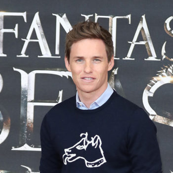 "Eddie Redmayne once auditioned for another ""Harry Potter"" role and things could've been very different"