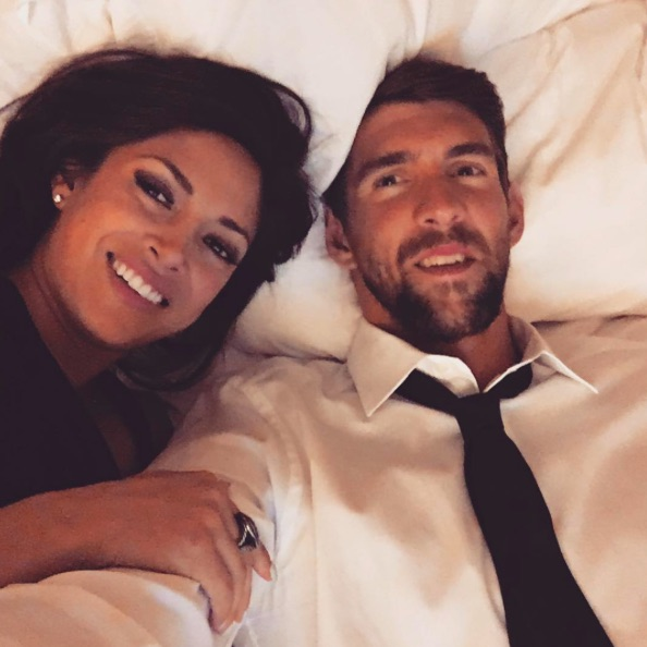 Hold the phone: Michael Phelps has been secretly married for months!