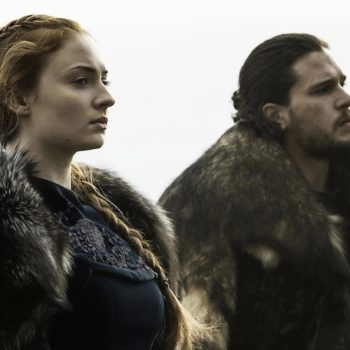 """Somehow we missed the fact that there's a Stark family reunion in the """"Game of Thrones"""" trailer"""