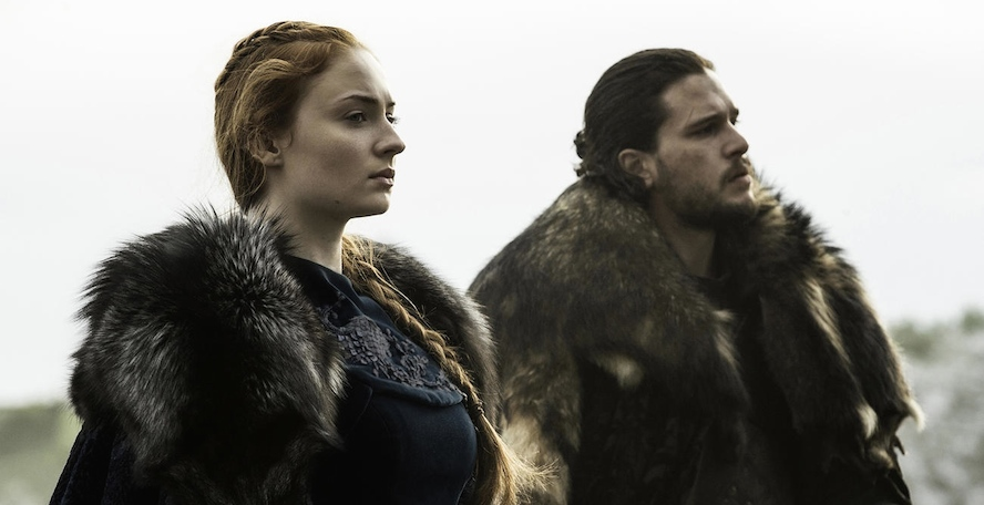"Somehow we missed the fact that there's a Stark family reunion in the ""Game of Thrones"" trailer"
