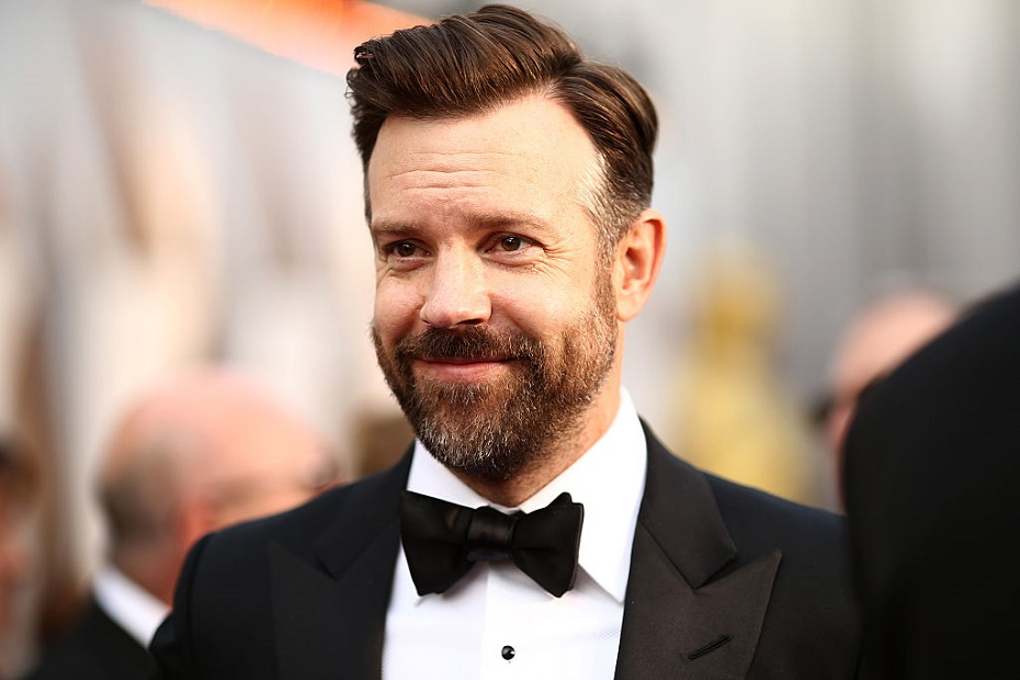 "It's opening day for the off-Broadway version of ""Dead Poets Society"" with Jason Sudeikis, and we're so proud of him"