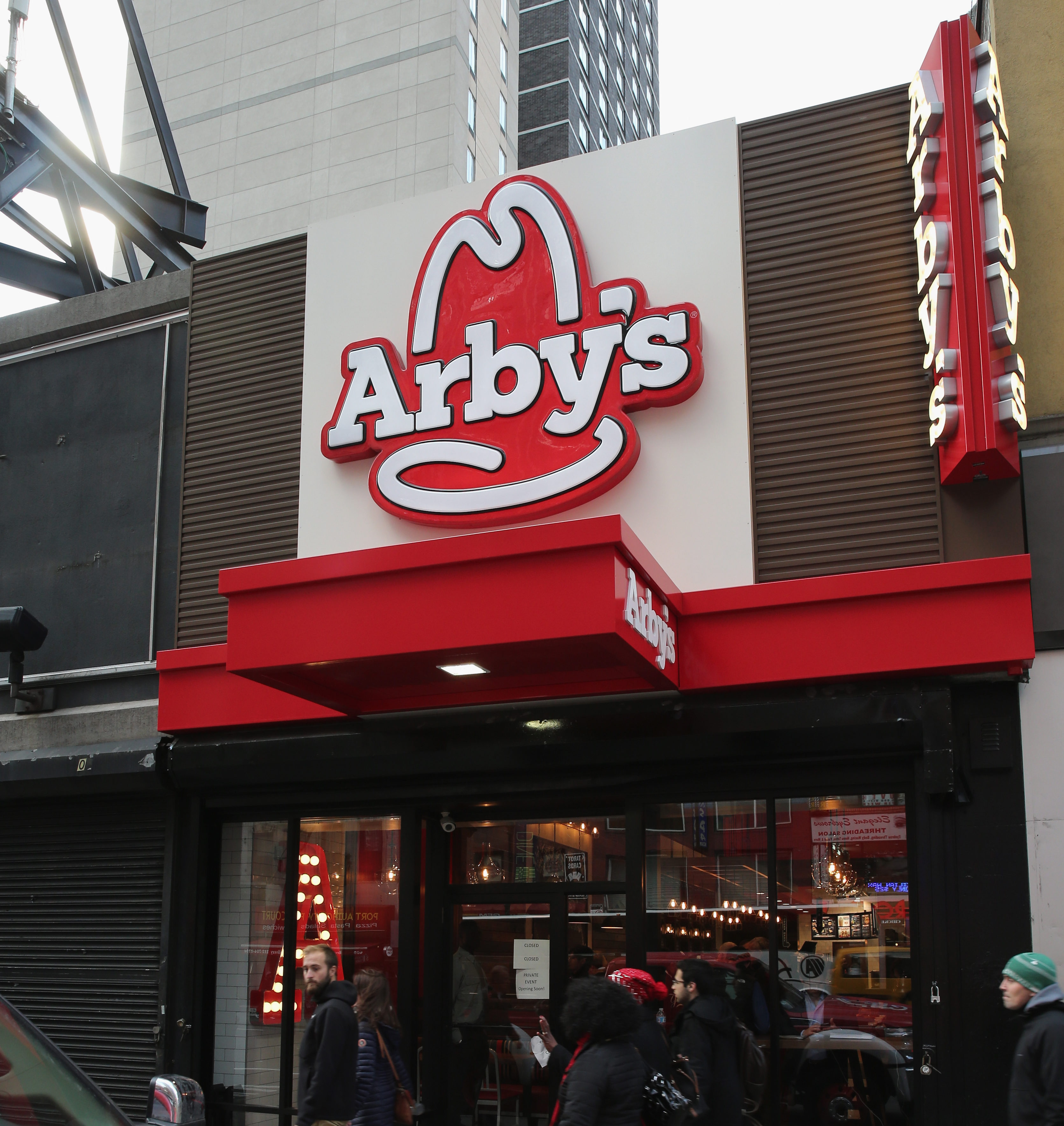 Arby's will add deer meat sandwiches to its menu, and we need a moment to process this