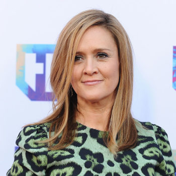 Samantha Bee is about to make TV history yet again