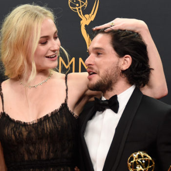 "Sophie Turner posts pouty throwback photo with Kit Harington and now we're missing ""Game of Thrones"" even more"