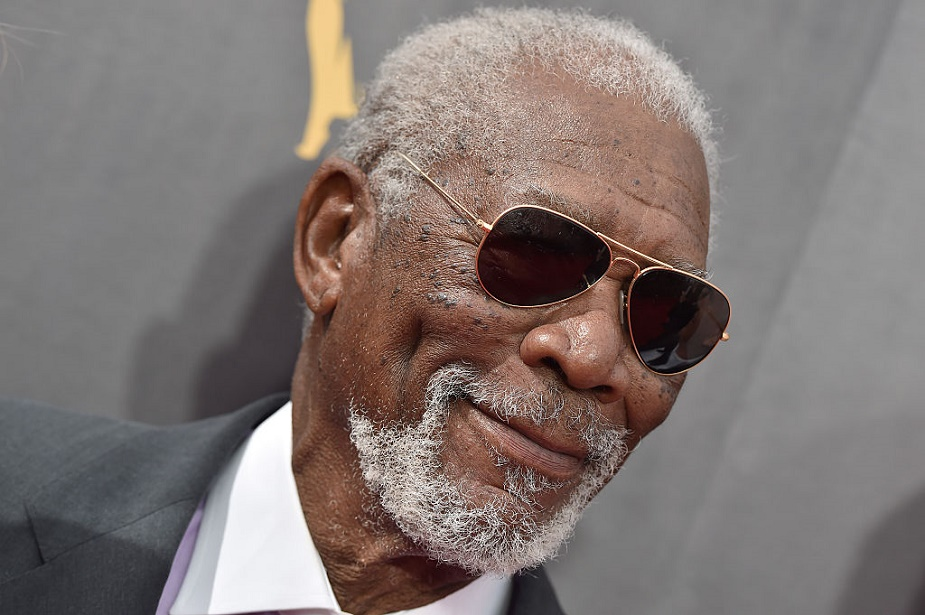 OMG, Morgan Freeman narrated a Hillary Clinton ad, and it's everything
