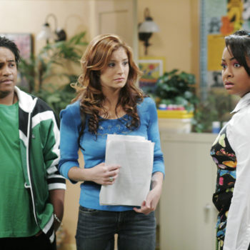 "Amazing news, there's going to be more ""That's So Raven"" in our future!!"