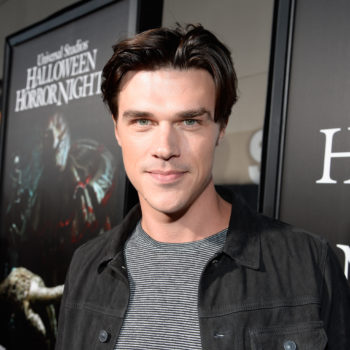 "You probably completely missed Finn Wittrock on ""American Horror Story: Roanoke"""