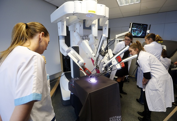 A robot gynecologist exists, and it could be a game changer for women's health