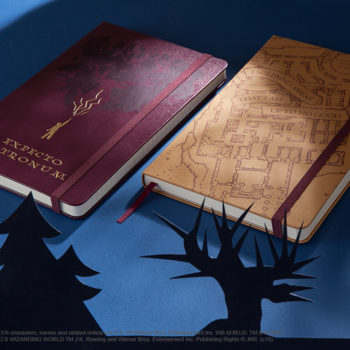 "These ""Harry Potter"" Moleskine notebooks will make your journaling even more magical"