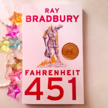 "This dad responded in the best way when his kid's school asked for permission to read ""Fahrenheit 451"""