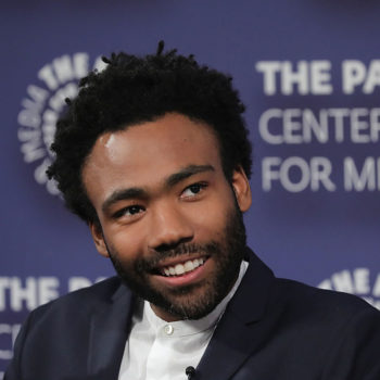 Donald Glover's mom gave him the most relatable mom advice about his 'Stars Wars' role